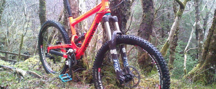 What bike for the Megavalanche?